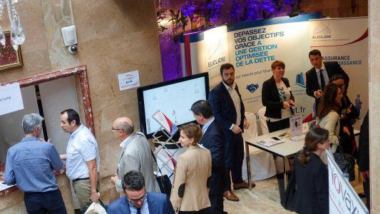 Salon-assises-de-la-pierre-papier-2016-stand-conference-Euclide-